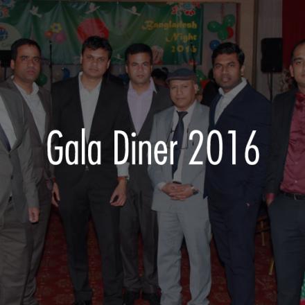 Grand Gala Diner 2016